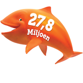 Jackpot 27,8 miljoen